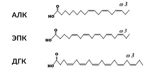 В чем различие Омега-3 кислот для здоровья