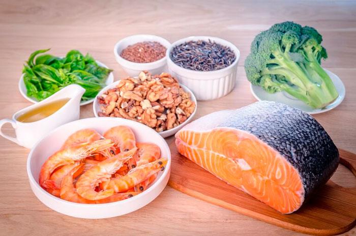 самые здоровые продукты с Омега-3