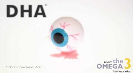 омега-3 для глаз