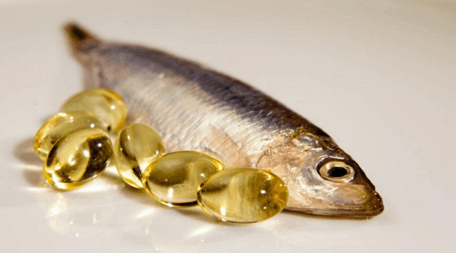 Рыбий жир и омега 3 для мужчин
